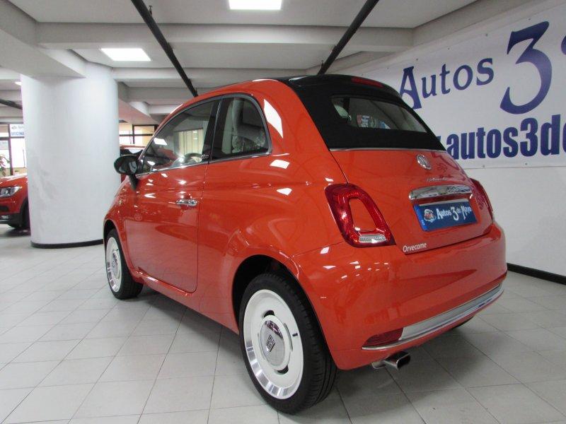 Fiat 500c Aniversario , vista 4