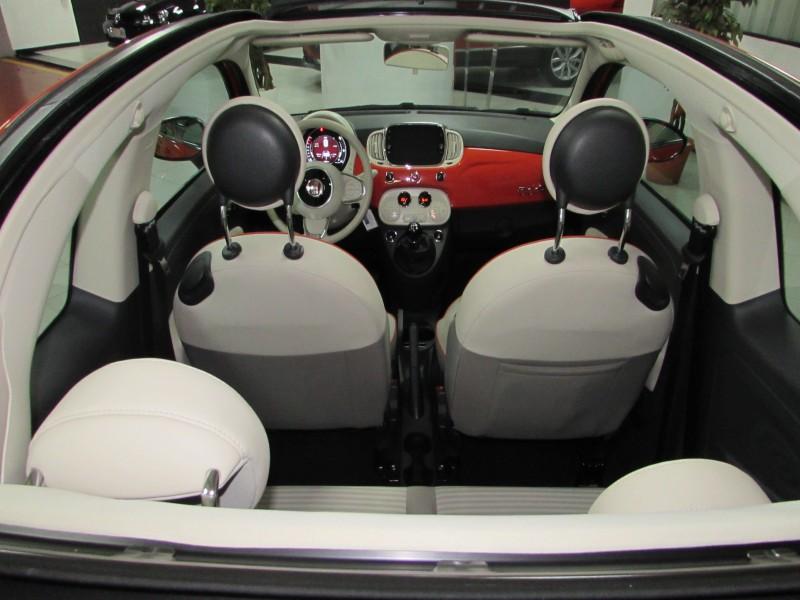 Fiat 500c Aniversario , vista 5