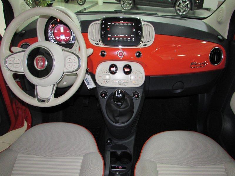 Fiat 500c Aniversario , vista 6