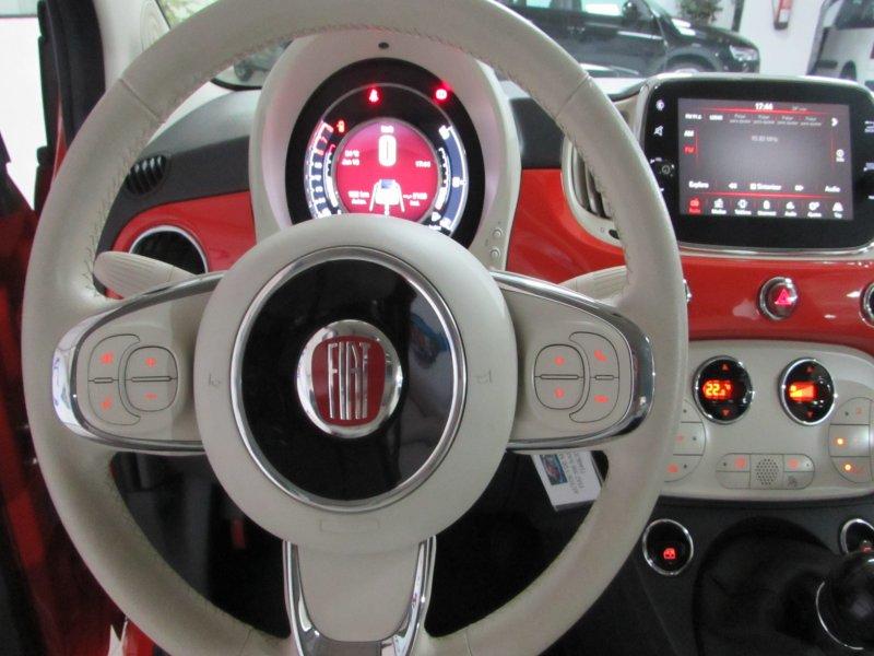 Fiat 500c Aniversario , vista 7