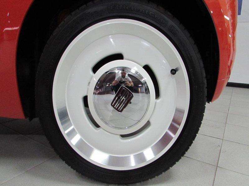 Fiat 500c Aniversario , vista 8
