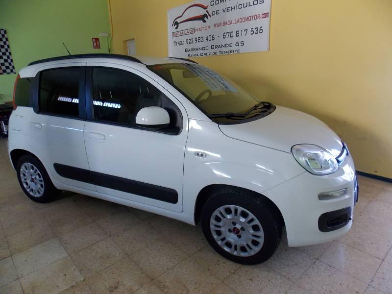 Fiat Panda 1.2 Lounge 69cv, vista 2