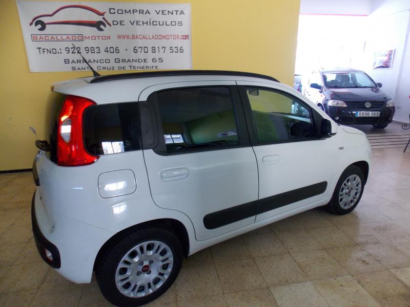 Fiat Panda 1.2 Lounge 69cv, vista 5
