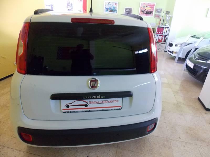 Fiat Panda 1.2 Lounge 69cv, vista 7
