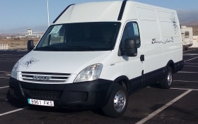 Iveco Daily, referencia: 309-veh
