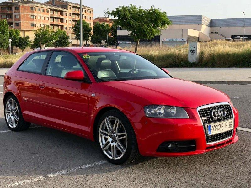 Regalo Audi A3, vista 1