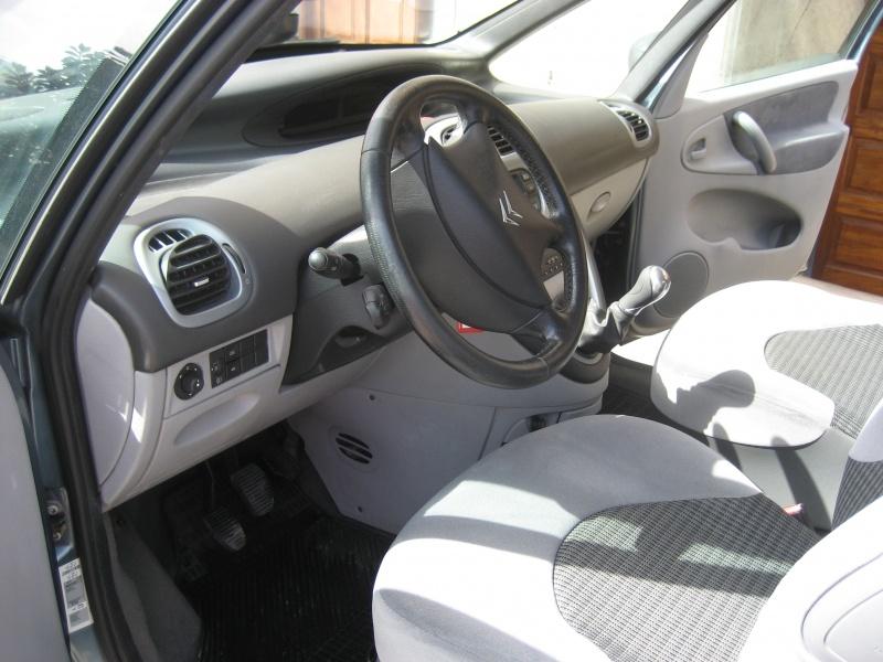 Citroen Xsara Picasso 1.6 - HDI - Diesel - 100CV, vista 8