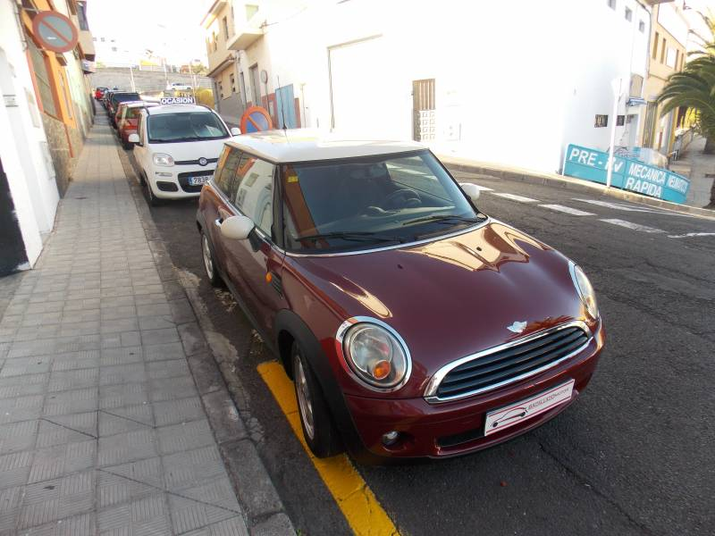 MINI ONE 1.400cc, vista 2