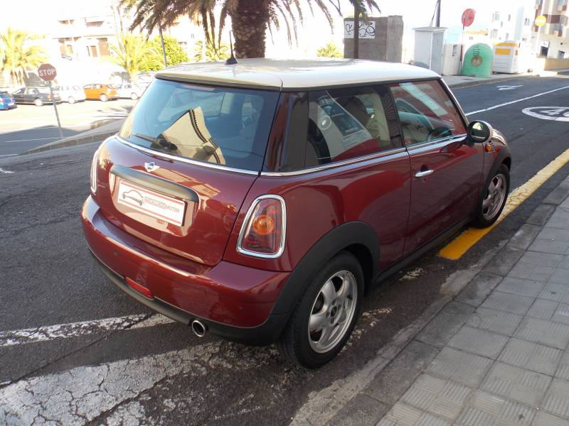 MINI ONE 1.400cc, vista 4