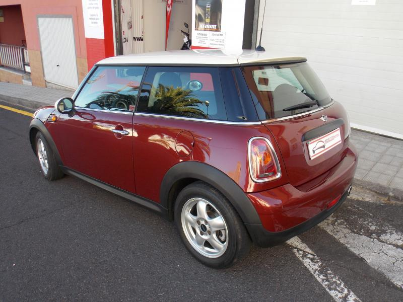 MINI ONE 1.400cc, vista 5