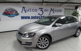 VOLKSWAGEN - GOLF VII CONNECT 1.2 TSI, referencia: 349-veh