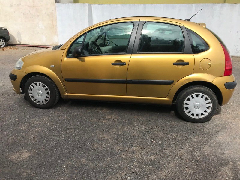 CITROEN C3 1.4i SX PLUS     75 cv  5P, vista 1