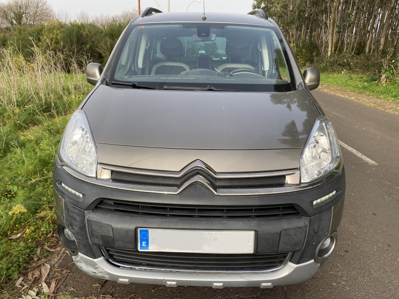 CITROEN BERLINGO HDI XTR PLUS 1.6cc 120cv, vista 1