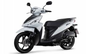 Moto de segunda mano, Suzuki Address 110, referencia:392-veh