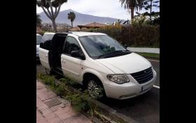 Vehículo de segunda mano a motor, Chrysler gran voyager , referencia:395-veh
