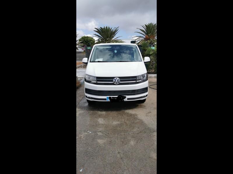 Volkswagen transporter t6, vista 2
