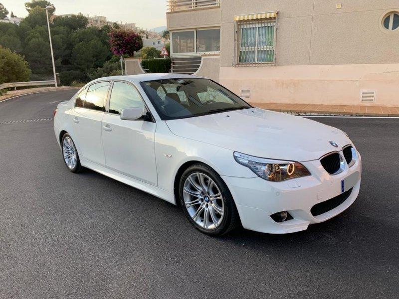 BMW Serie 530D, vista 1