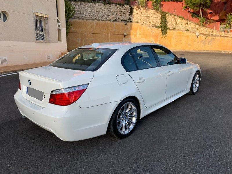 BMW Serie 5, vista 1