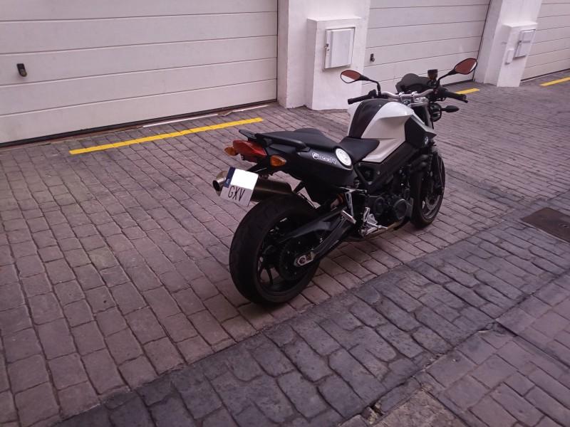 BMW F800R, vista 3