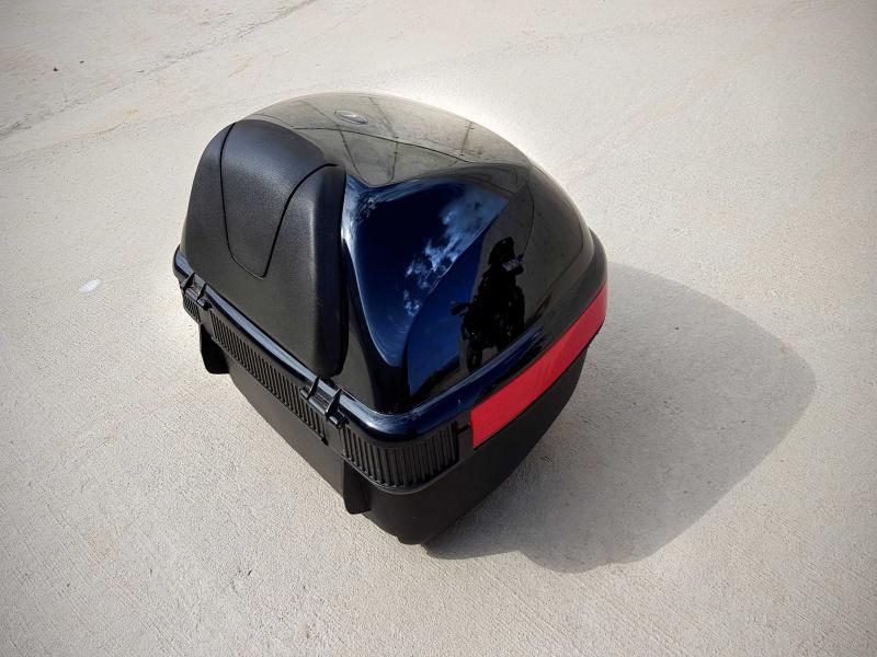 Honda Transalp XL 700 V, vista 7