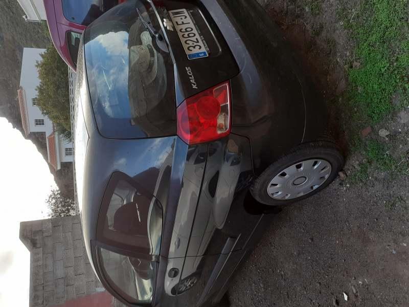 Chevrolet kalos, vista 2