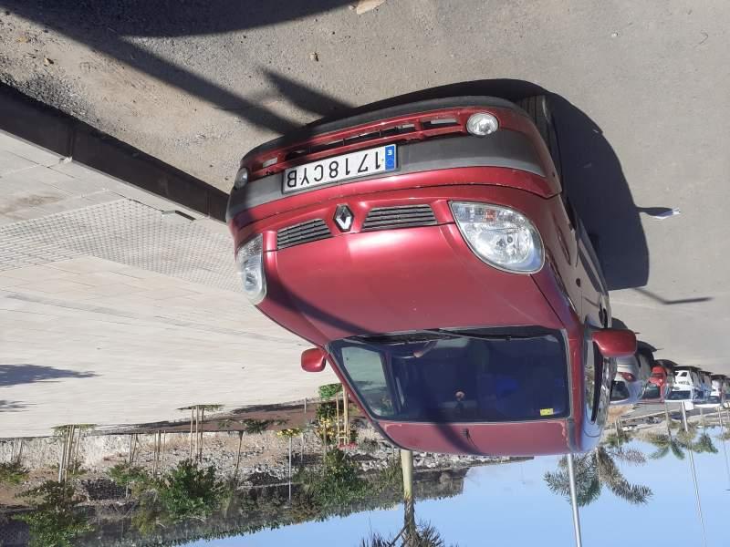 Renault kangoo, vista 1