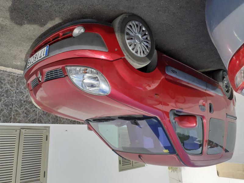 Renault kangoo, vista 2