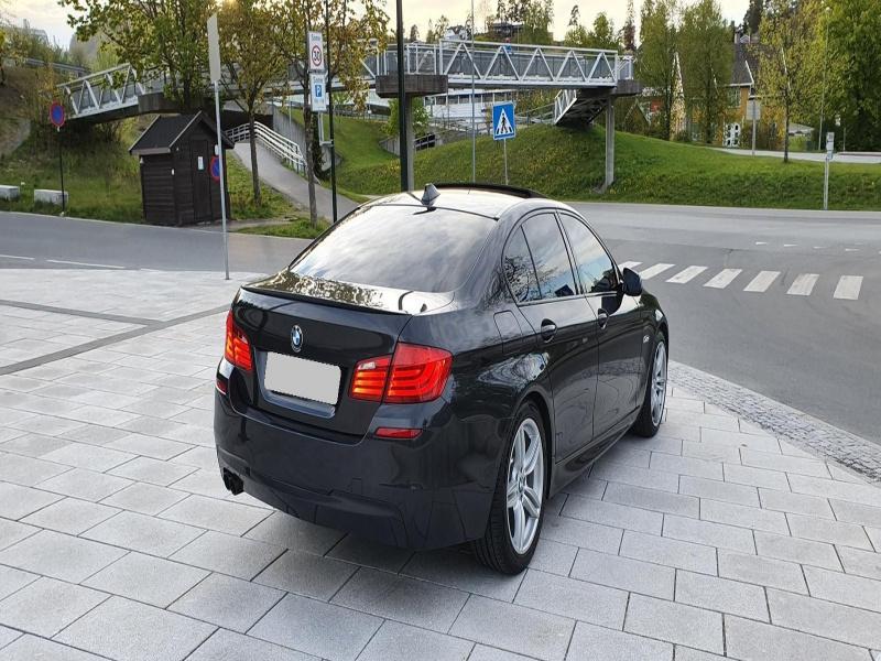 BMW Serie 5 , vista 1