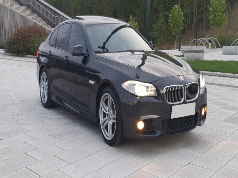 BMW Serie 5 , vista 3
