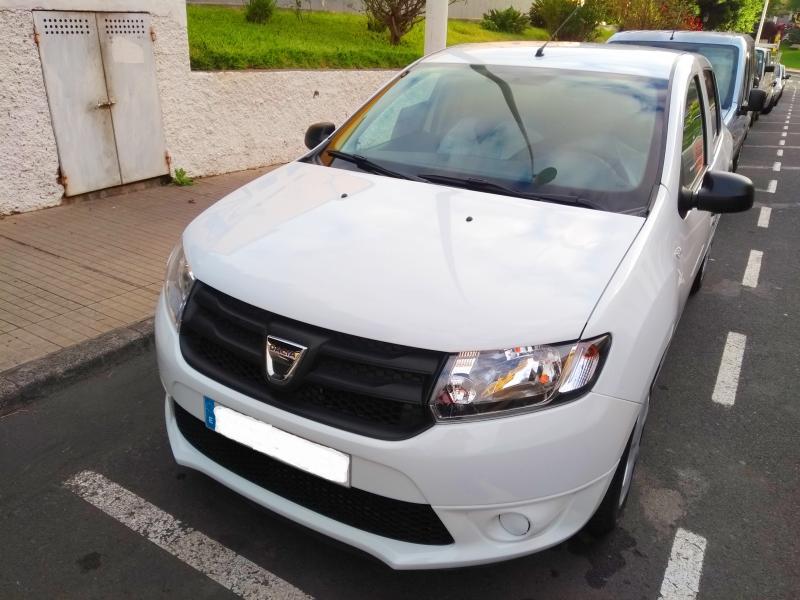 Dacia Sandero seminuevo, vista 1