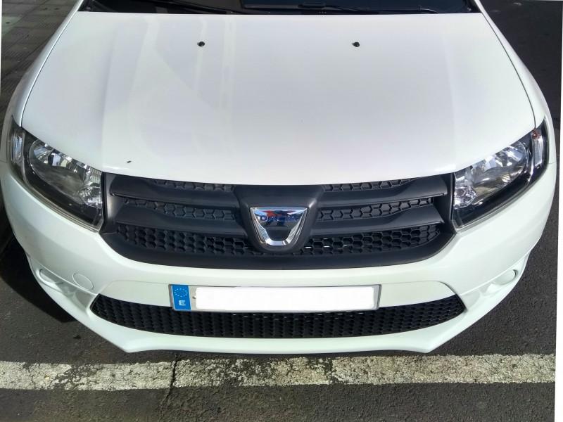 Dacia Sandero seminuevo, vista 2
