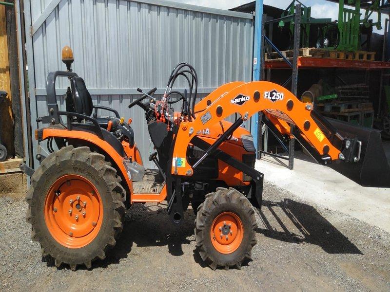 Mini tractores agrícolas, vista 10