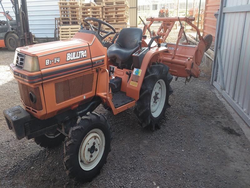 Mini tractores agrícolas, vista 11