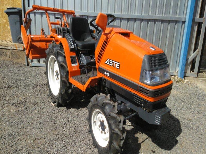 Mini tractores agrícolas, vista 12