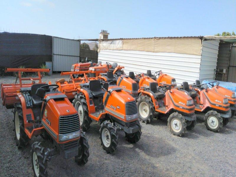 Mini tractores agrícolas, vista 5