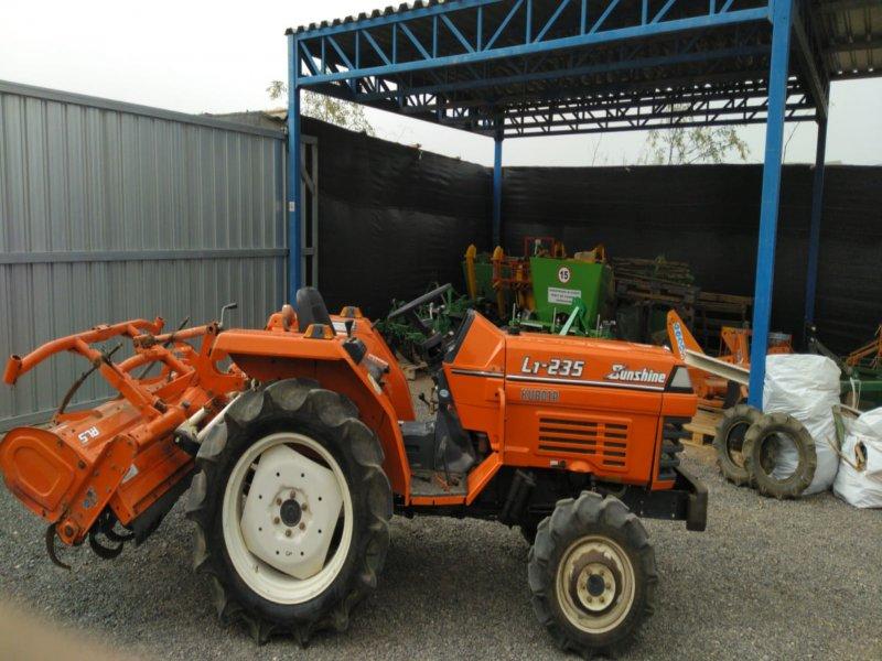 Mini tractores agrícolas, vista 6