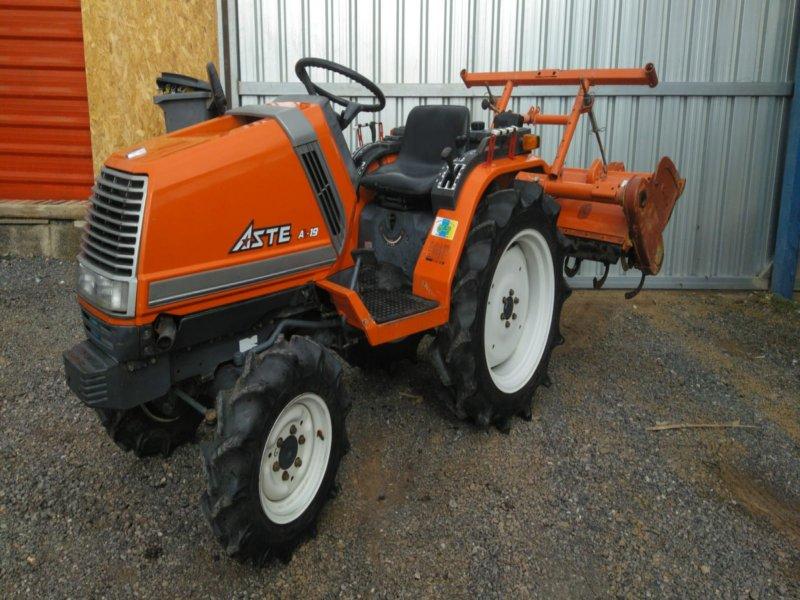 Mini tractores agrícolas, vista 7