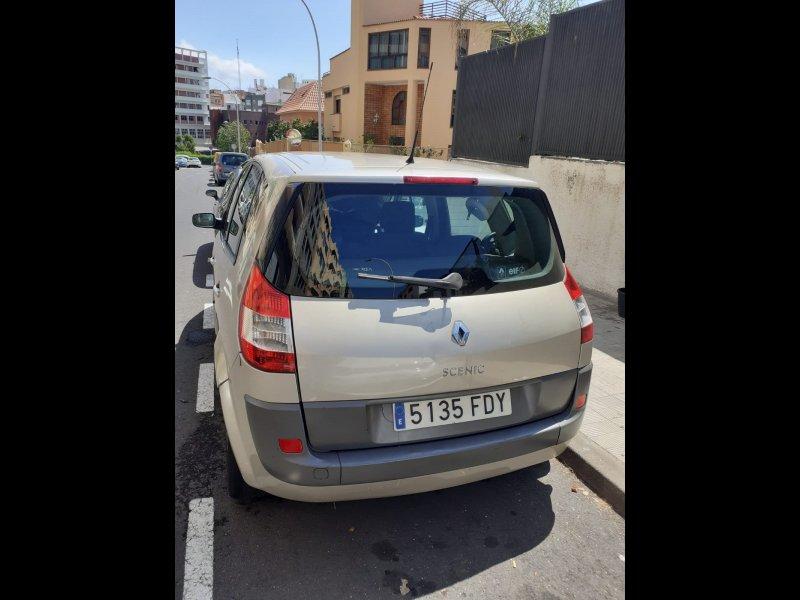 Renault Scenic , vista 3