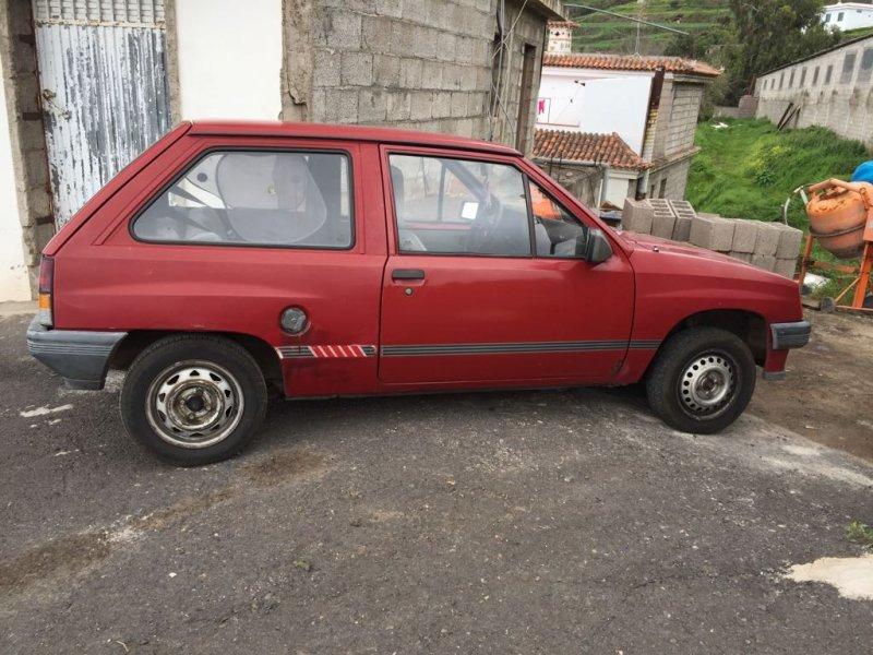 Opel corsa , vista 1