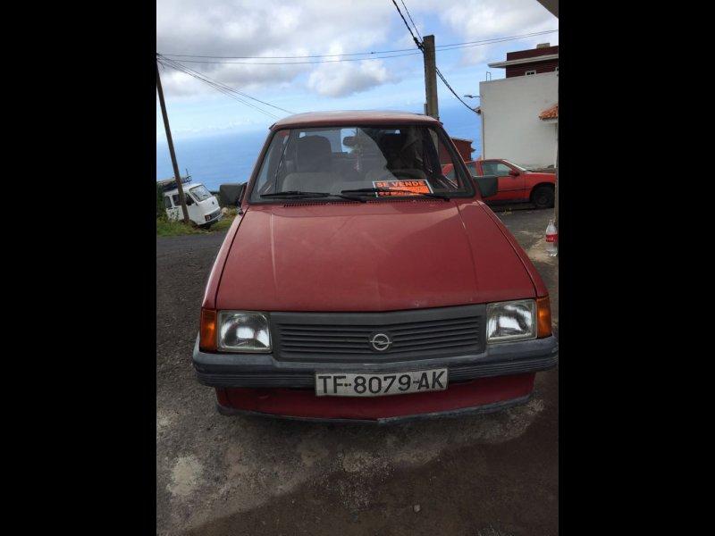 Opel corsa , vista 2