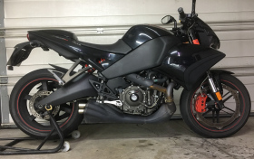 MOTO NAKED MARCA BUELL 1125CR , referencia: 472-veh