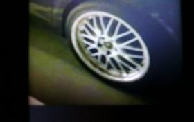 Moto de segunda mano, Llantas BBS lm, referencia:48-veh