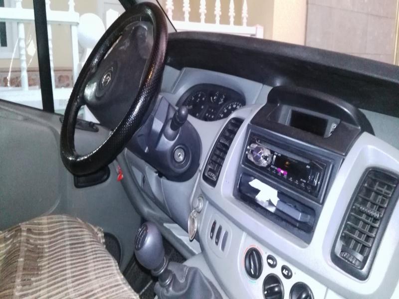 Opel vivaro, vista 1