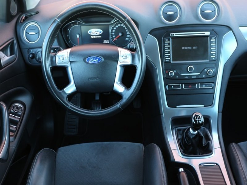 Ford Mondeo Titanium SportBreak 2.0TDCi 140cv, vista 3