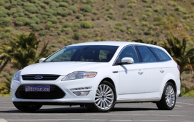 Vehículo de segunda mano a motor, Ford Mondeo Titanium SportBreak 2.0TDCi 140cv, referencia:68-veh