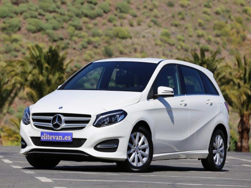 Mercedes-Benz Clase B 180B Sport 1.5CDi 110cv, vista 1