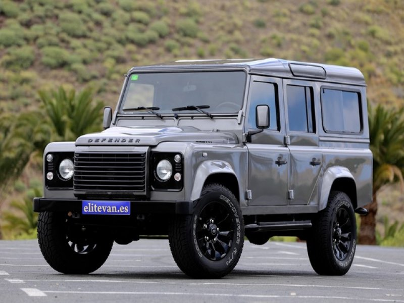 Land Rover Defender 110 SW 7 Plazas 2.4DT 122cv, vista 1