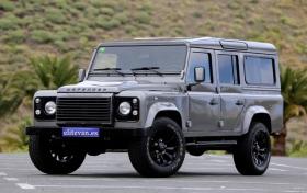 Land Rover Defender 110 SW 7 Plazas 2.4DT 122cv, referencia: 72-veh