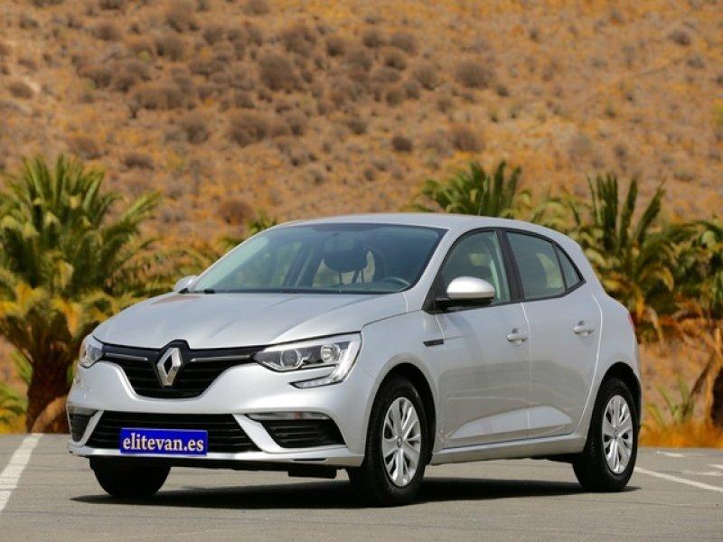 Renault Megane Intens Energy 1.2TCe 105cv, vista 1