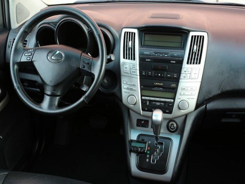Lexus RX400H Híbrido President 3.3cc 272cv, vista 3